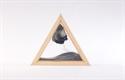 Obrazek W-032: Obrazek piaskowy oprawiony w ramę drewnianą (17x17x17 cm)