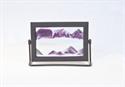 Obrazek P-014: Obrazek piaskowy oprawiony w ramkę plastikową (15x21 cm)