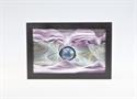 Obrazek WW-011: Wiszący obraz piaskowy w ramie drewnianej z tłem (26x38 cm)
